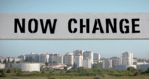 Now change